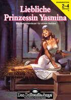 Liebliche Prinzessin Yasmina (PDF) als Download kaufen