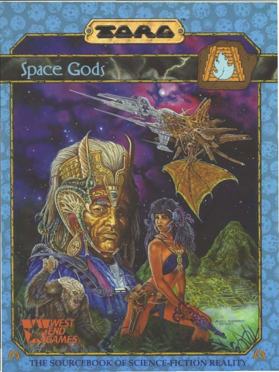 Torg: Space Gods