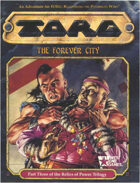 Torg: Relics of Power III: The Forever City