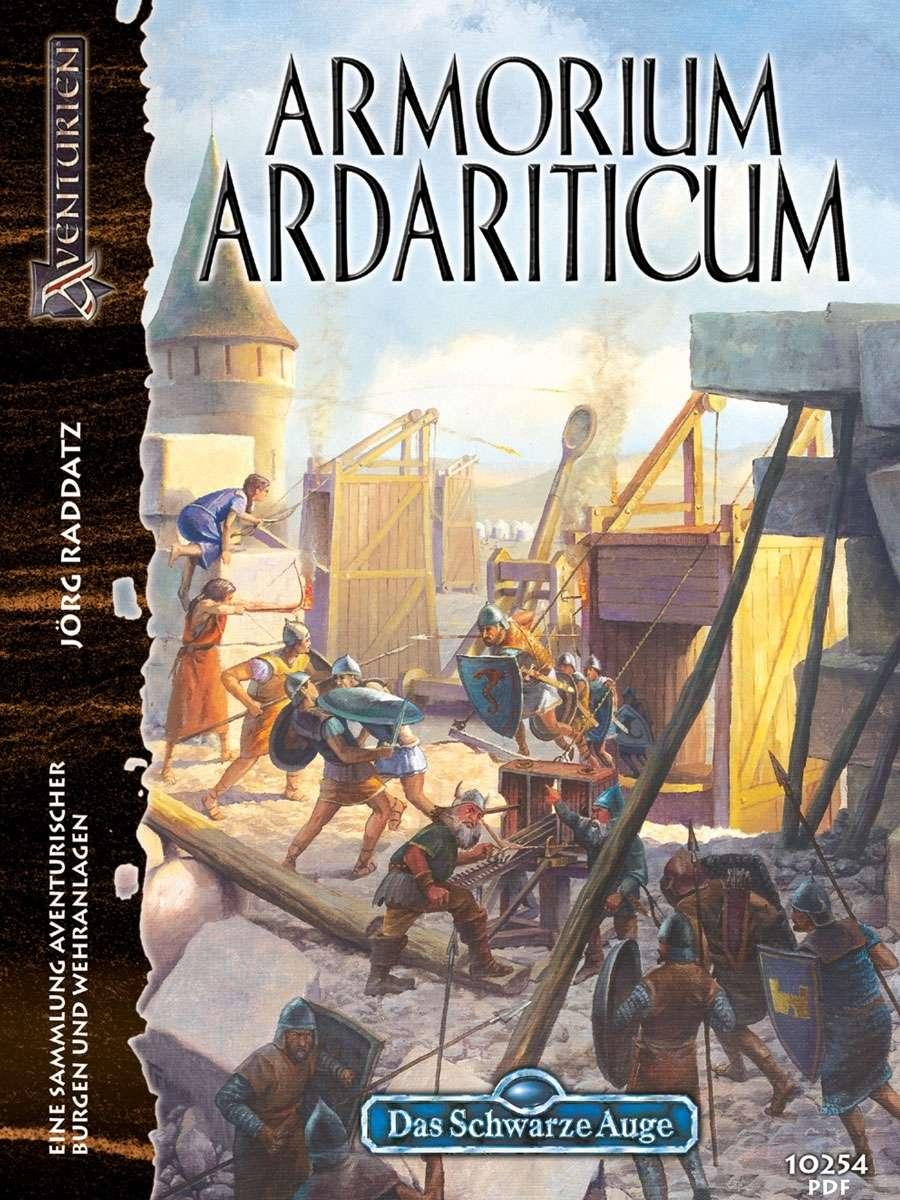 armorium ardariticum pdf als download kaufen ulisses spiele das schwarze auge ulisses. Black Bedroom Furniture Sets. Home Design Ideas