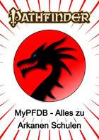 Drittanbieter – MyPFDB: Alles zu Arkanen Schulen (PDF) als Download