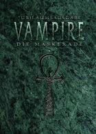 Vampire V20 - Die Maskerade  Jubiläumsausgabe Grundregelwerk (PDF) als Download kaufen