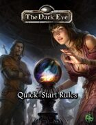 The Dark Eye - Quickstart rules