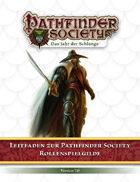 Pathfinder Society 2015 - Das Jahr der Schlange (PDF) als Download