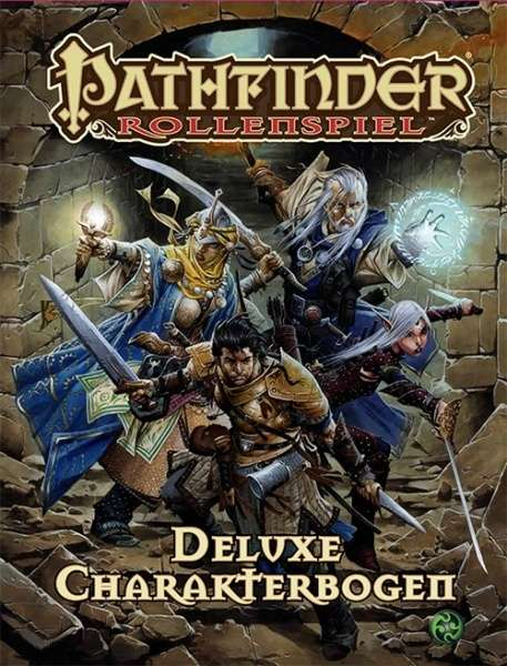 Pathfinder Deluxe Charakterbogen (PDF) als Download kaufen