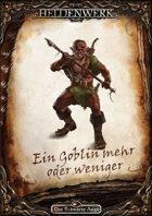 Heldenwerk #002 – Ein Goblin mehr oder weniger (PDF) als Download kaufen
