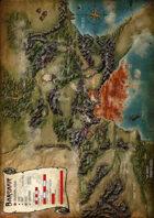 Barsaive Karte für Earthdawn als Download kaufen