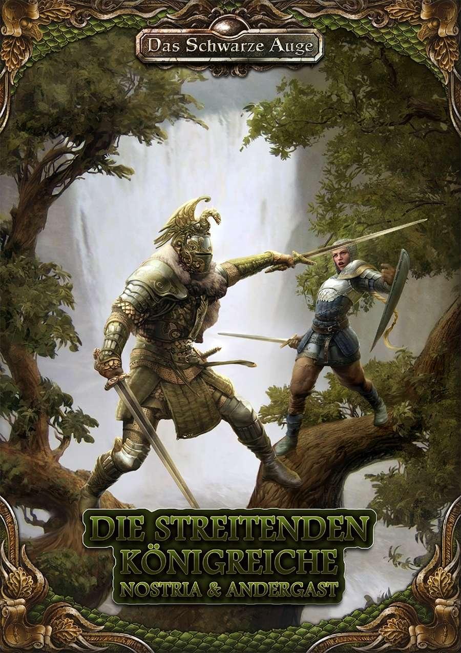 DSA5 - Die Streitenden Königreiche Nostria und Andergast
