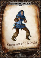 The Dark Eye - Emperor of Thieves
