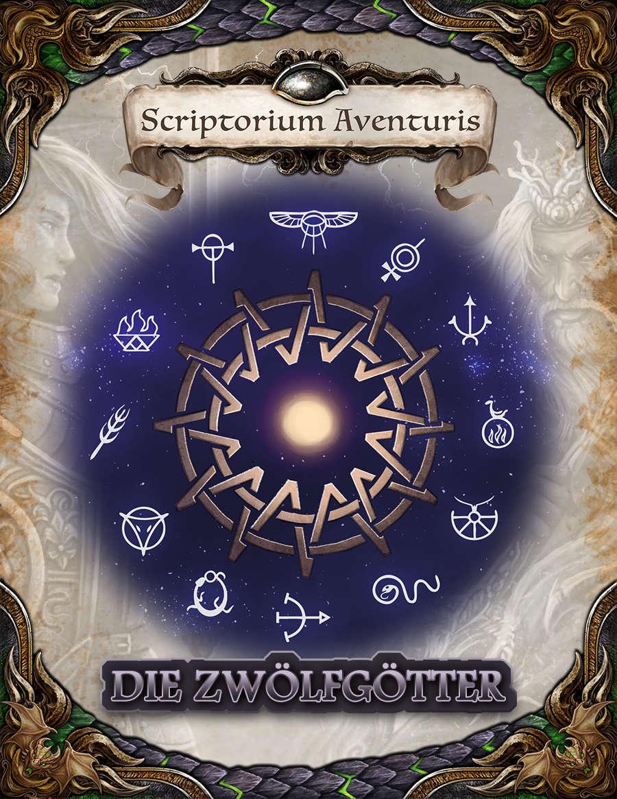 Scriptorium Aventuris - Zwölfgötter-Paket