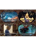 Paket Aventurische Magie I - Komplettset Spielkarten [BUNDLE]