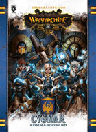 Warmachine: Kommandoband Cygnar Mk3 (PDF) als Download herunterladen
