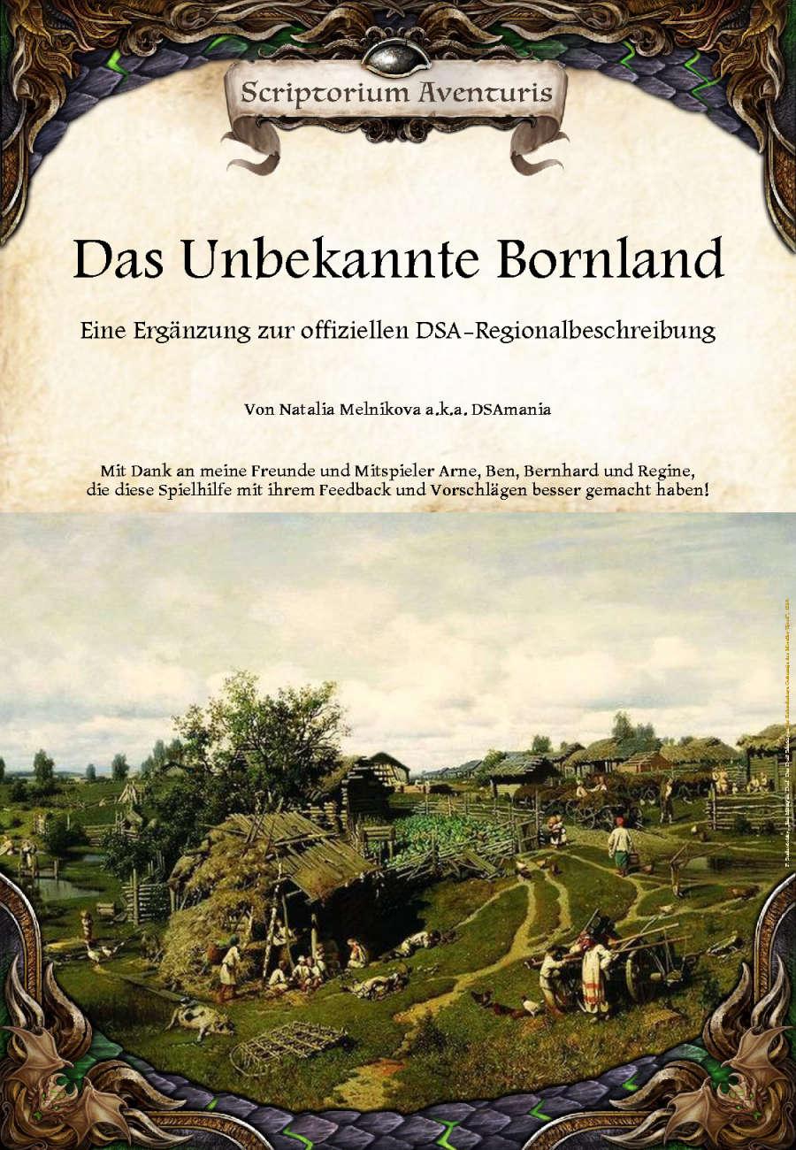 Das Unbekannte Bornland