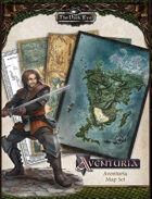 The Dark Eye - Aventuria Map Set
