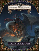 Scriptorium Aventuris - Illustrations Bundle