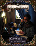 Scriptorium Aventuris - Layout Building Kit