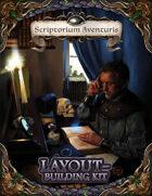 Scriptorium Aventuris - Layout Building Kit