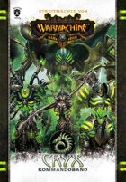 Warmachine: Kommandoband Cryx Mk3 (PDF) als Download herunterladen