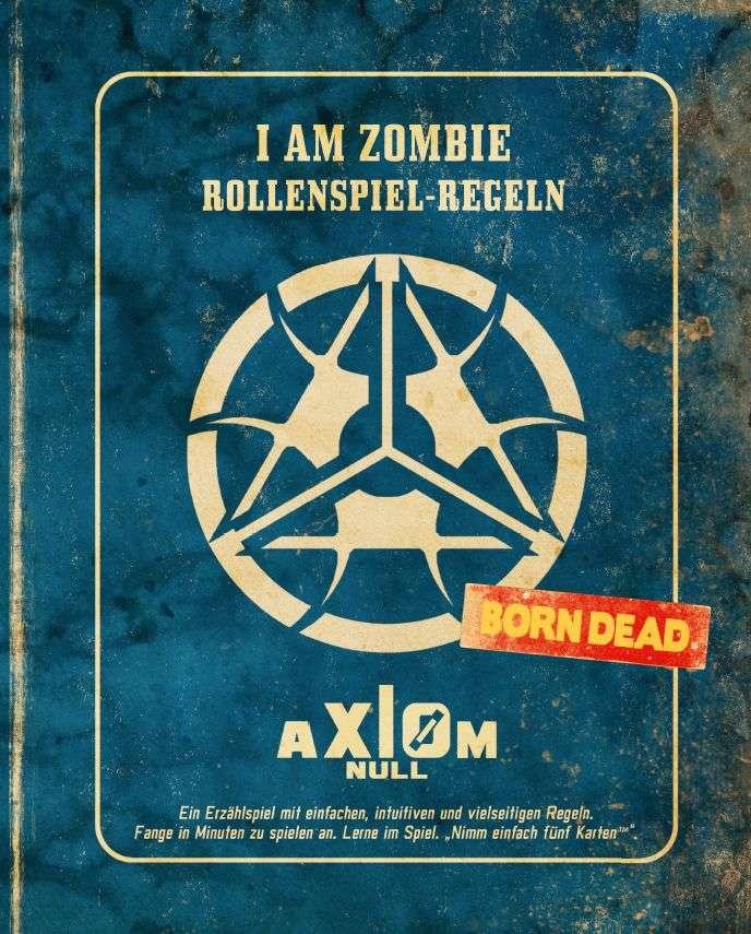 I am Zombie - Spieler-Set-Regelwerk als PDF