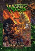 Werwolf - Die Apokalypse - W20-Jubiläumsausgabe - Buch des Wyrms als PDF