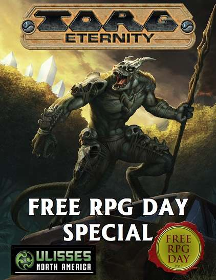 Torg Eternity - Free RPG Day Special
