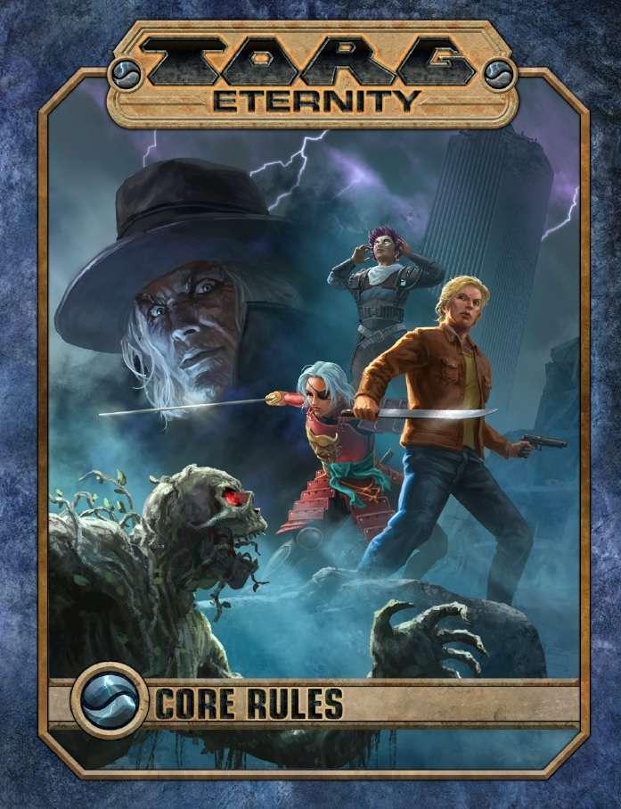 Torg Eternity - Core Rules