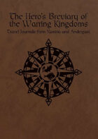 The Dark Eye - Hero's Breviary of the Warring Kingdoms