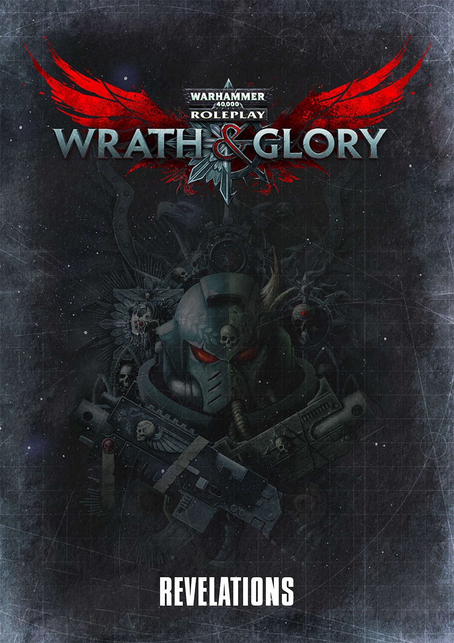 Warhammer 40,000 - Wrath & Glory - Revelations - Cubicle 7