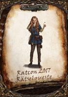 Ratcon 2017 Rätselqueste
