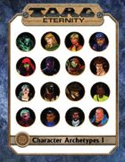 Torg Eternity - Character Journals
