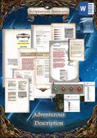 TDE5 - Template Package for Scriptorium Aventuris