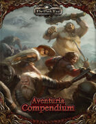 The Dark Eye - Aventuria Compendium