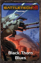 Battletech Black Thorn Blues (EPUB) als Download kaufen
