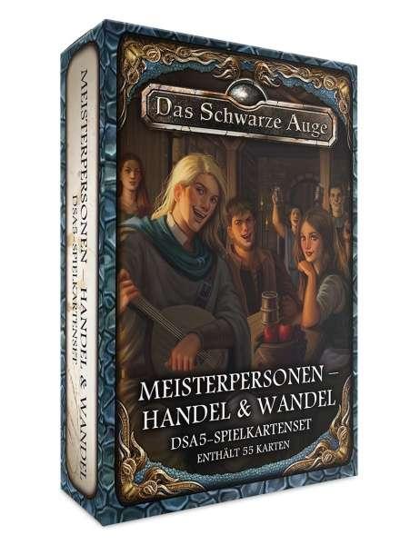 DSA5 - Meisterpersonen (PDF) als Download kaufen