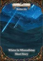 Winter in Mhanadistan short story