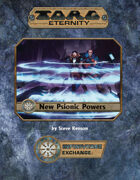 New Psionic Powers