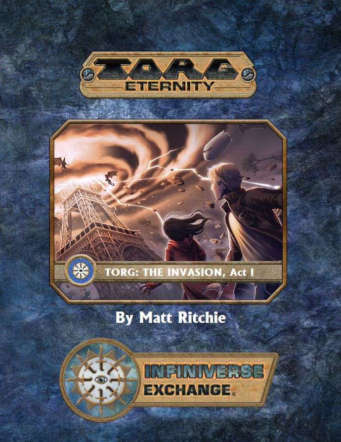 Torg: The Invasion (Act I - Preview)