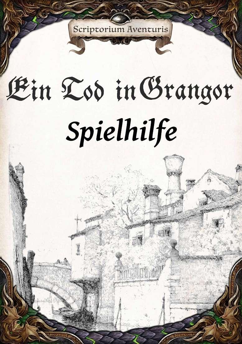 Ein Tod in Grangor Spielhilfe