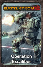 Battletech Operation Excalibur EPUB) als Download kaufen