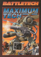 BattleTech - Maximum Tech (PDF) als Download kaufen