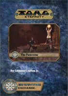 Torg Eternity: The Paraverse