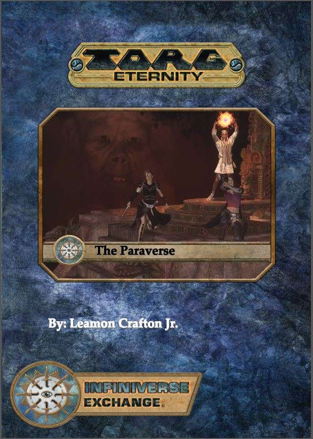 Torg Eternity: The Paraverse