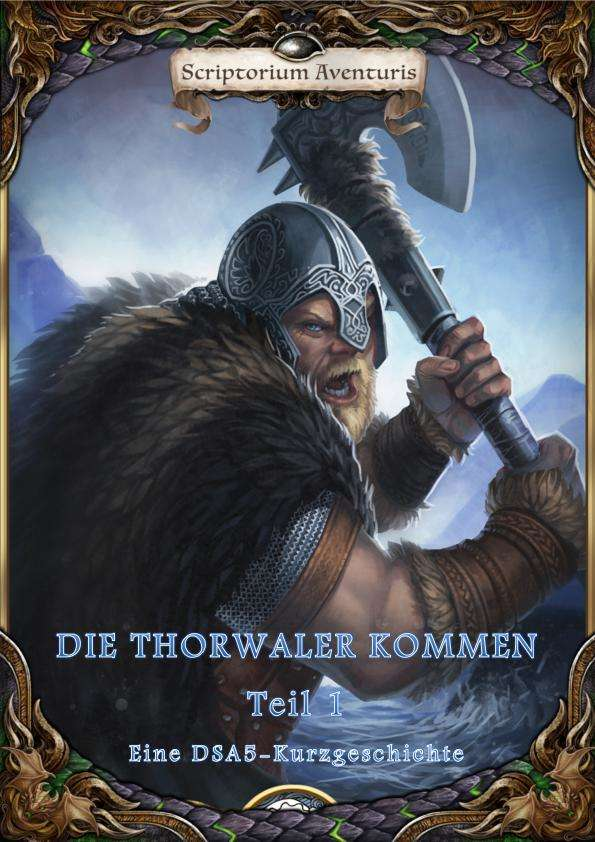 DSA5 Die Thorwaler kommen - Teil 1