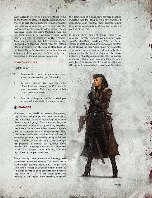 Wrath & Glory Preview - Core Rules - Ulisses Spiele