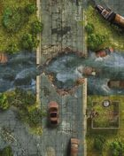 Torg Eternity - Living Land Map Pack 1