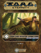Cosm Card Booster: The Living Land