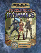 Torg Eternity: Freelancer Dynamics