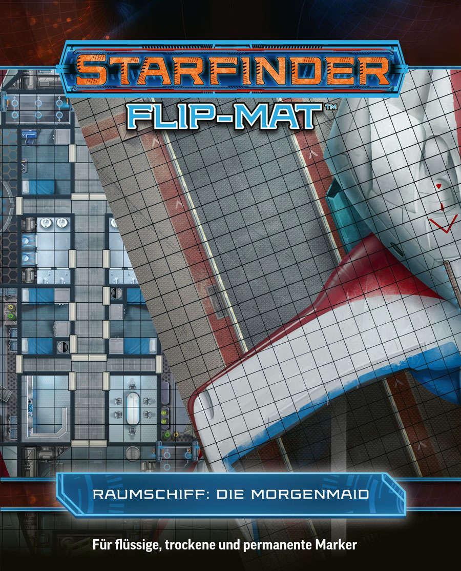Starfinder Flip Mat Morgenmaid Pdf Als Download