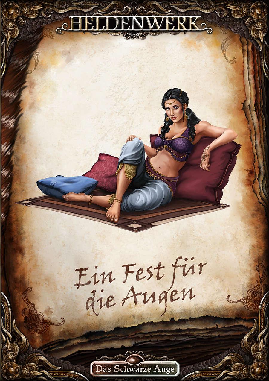 Heldenwerk #020 - Ein Fest für die Augen (PDF) als Download kaufen