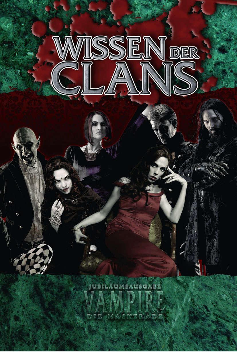 Vampire V20 Wissen Der Clans Pdf Als Download Kaufen Ulisses